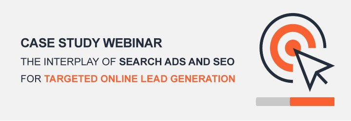 Search Ads and SEO for Targeted Online Lead Generation